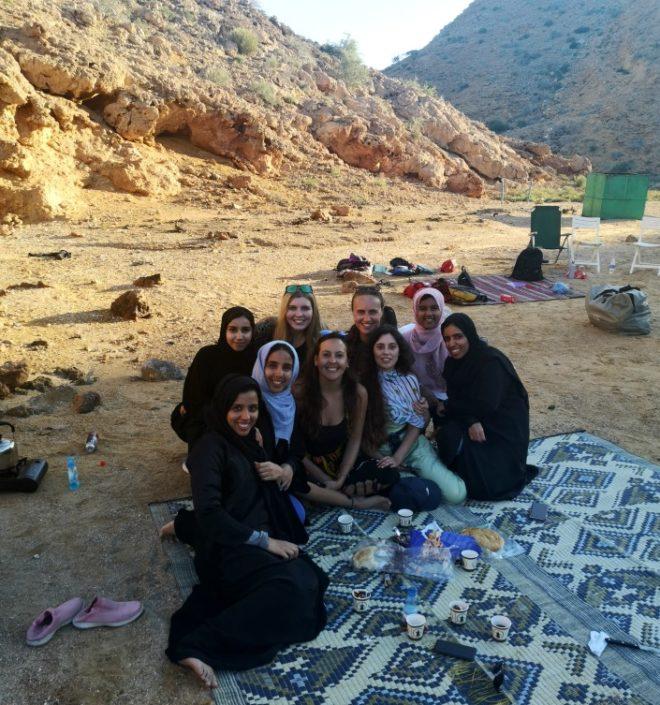 viajar a arabia saudita mujeres