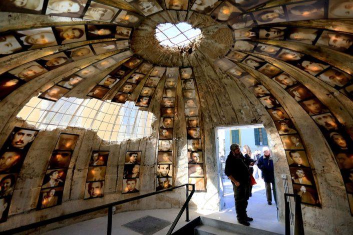 museo en bunker en Tirana