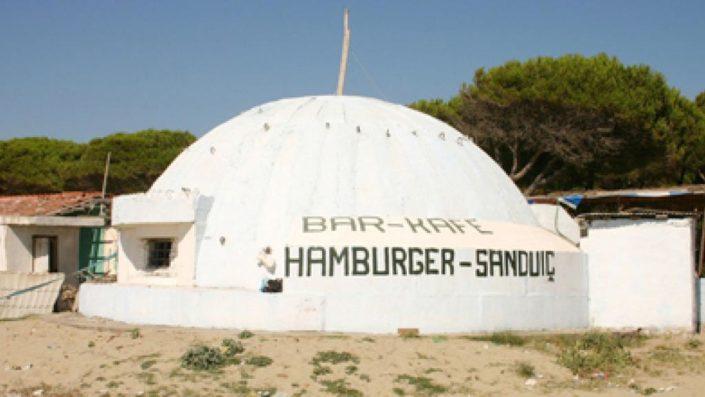 bunkers de albania