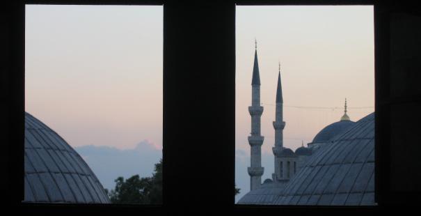 santa sofia mezquita erdogan