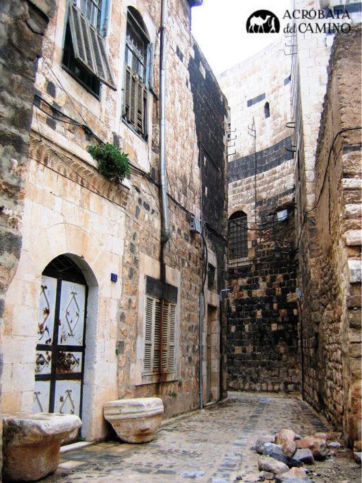 casco histórico de tartous siria
