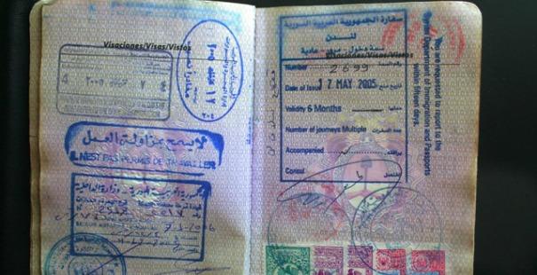 visa siria para argentinos