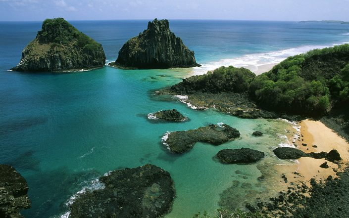 praia meros ilha grande