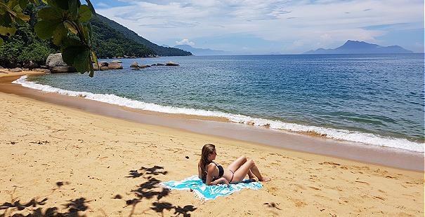 mejores playas de ilha grande