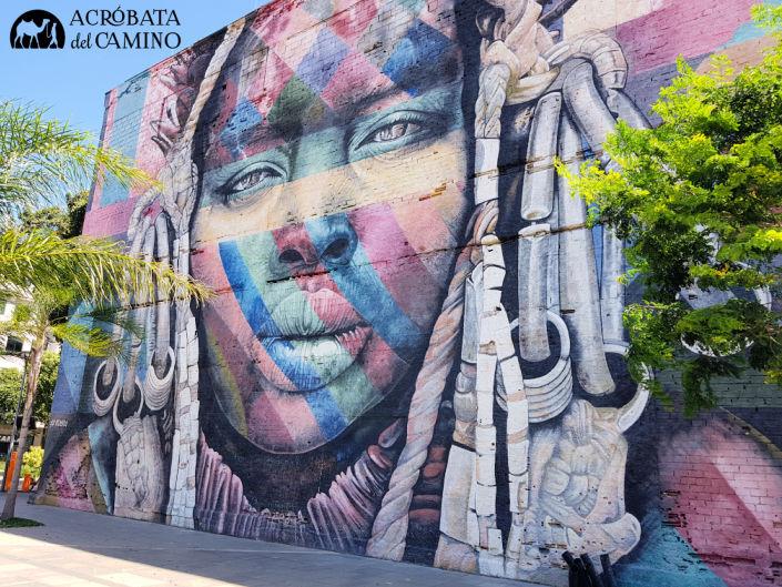 mural etnia rio de janeiro