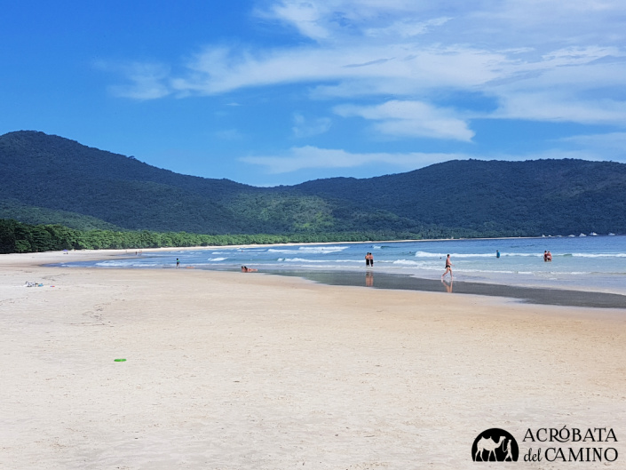 mejores playas de ilha grande lopes mendes