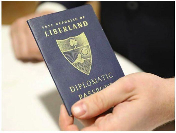 pasaporte de liberland