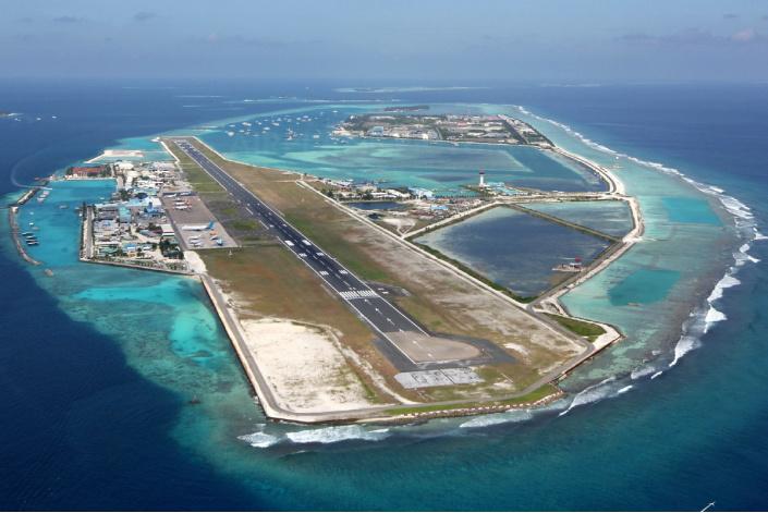 aeropuerto de maldivas