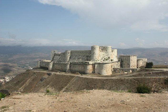 castillo krak des chevalliers