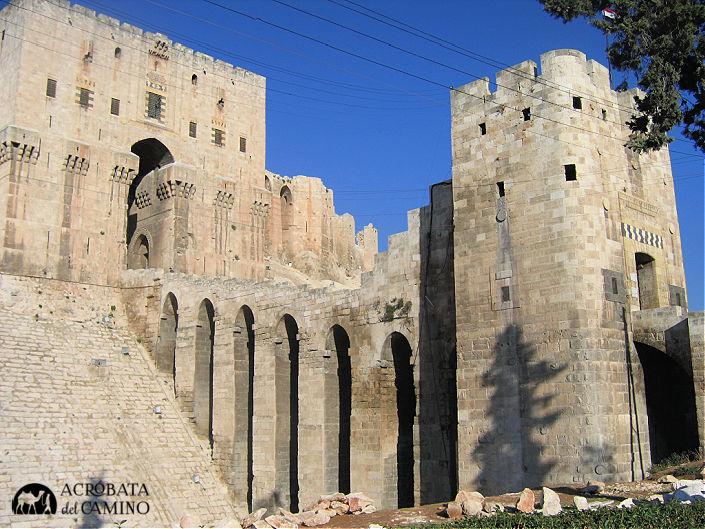 visitar alepo siria
