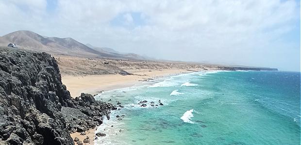 que ver en Fuerteventura itinerario